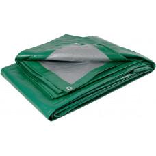 Тент укрывной STRONG 4*8м синий/зеленый