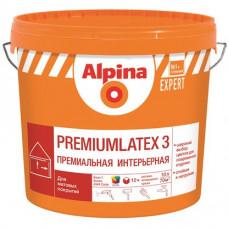 Краска ALPINA Expert PremiumLatex 3 интерьерная 2,5 л