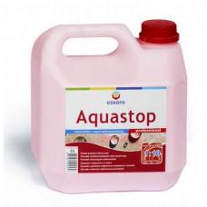 Грунт концентрат Eskaro Aquastop Professional 3л