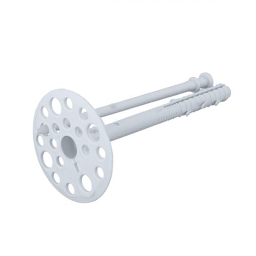 Термодюбель для изоляции 10*200 с пластиковым гвоздем  фас.(уп/100шт)