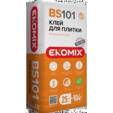 Клей Экомикс для плитки BS 101 25кг