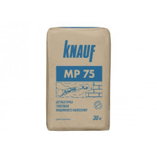 Штукатурка МР-75 гипсовая Кнауф 30кг