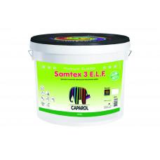 Caparol Samtex 3 E.L.F. B1 2,5л Матовая латексная краска для внутренних работ