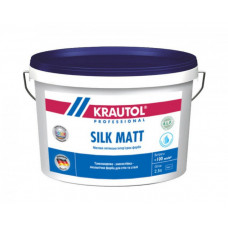 Krautol SilK Matt B1 2,5л  Матовая латексная интерьерная (тонкослойная)