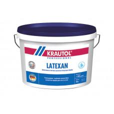 Krautol LateXan B1  Шолковисто-матовая  латексная интерьерная 10л