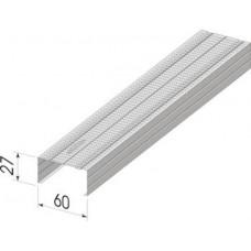 Профиль ПП 60*27 (СД) 0,4 L=3м